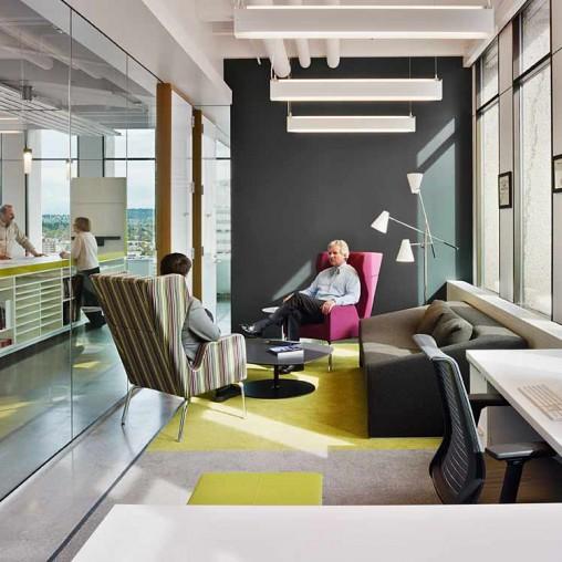 leaders seattle offices gensler. Black Bedroom Furniture Sets. Home Design Ideas