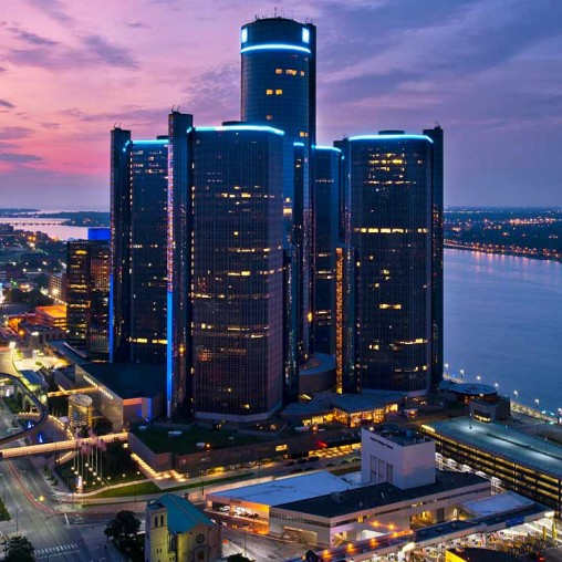 Detroit offices gensler for General motors jobs dallas tx