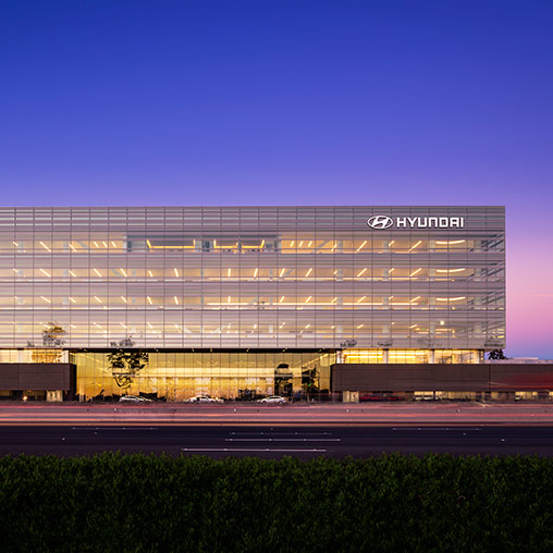 Hyundai motor america u s headquarters projects gensler for Hyundai motor america phone number