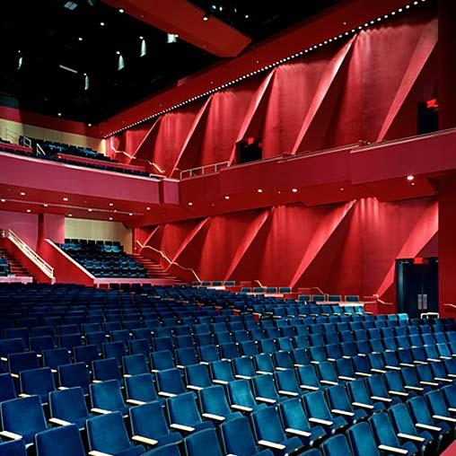 stafford centre performing arts theatre
