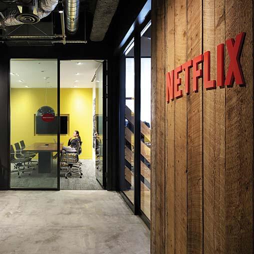 Netflix Projects Gensler