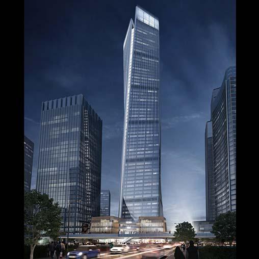 qianhai shimao financial center