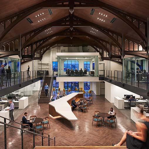 Modern Offices Design