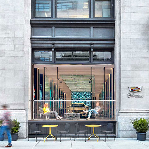Top 30 Military Architecture Firms Building Design: Cadillac House