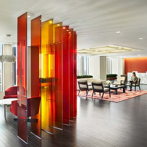 Reed smith llp philadelphia projects gensler - Philadelphia interior design firms ...