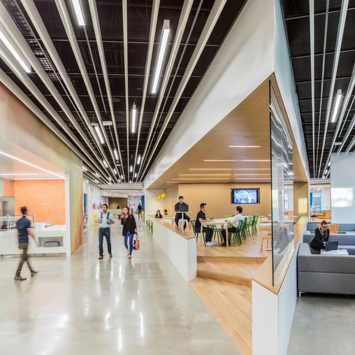 Adobe Campus Renovation