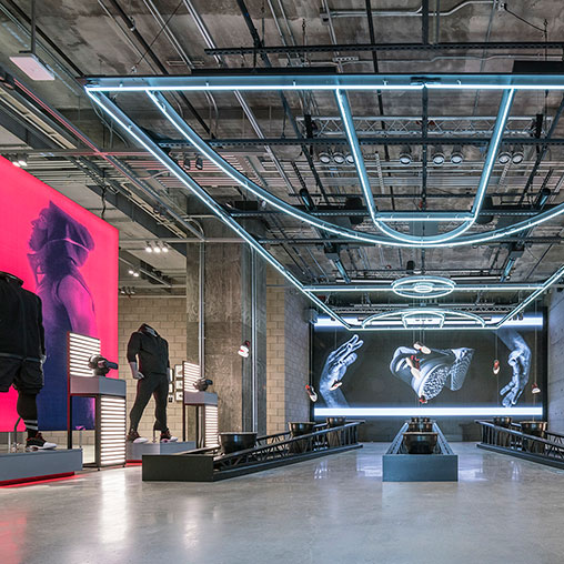 adidas NYC | Projects | Gensler