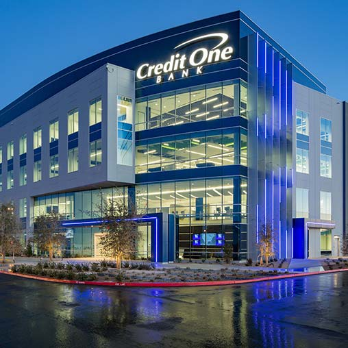 Credit One Bank Projects Gensler