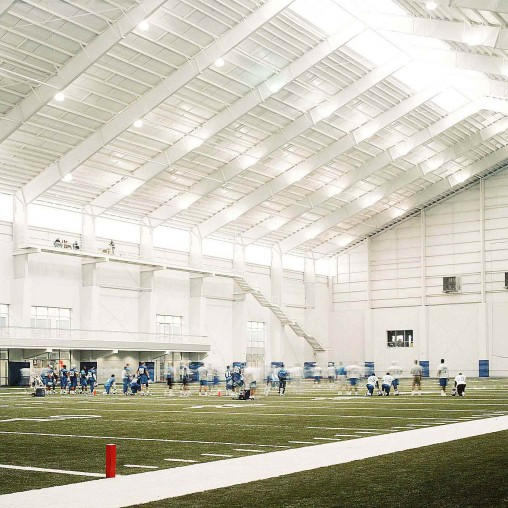 Qa Training Online In Detroit Michigan: Detroit Lions Headquarters And Training Facility