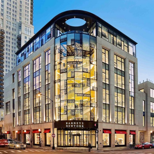City Of Dallas Careers >> Barneys New York | Projects | Gensler