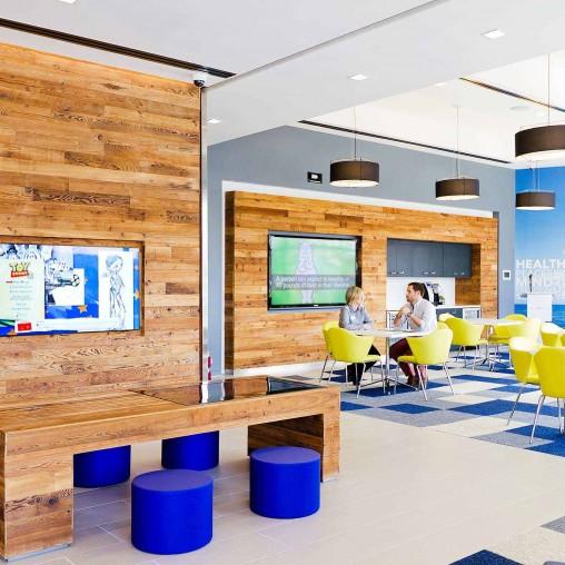 Horizon Blue Cross Blue Shield of New Jersey | Projects | Gensler