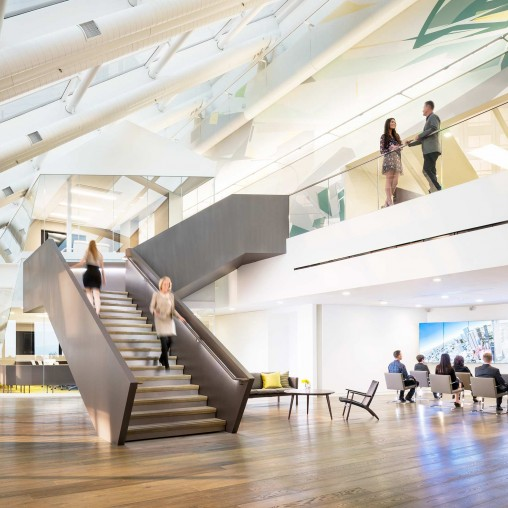 Cbre Headquarters Projects Gensler