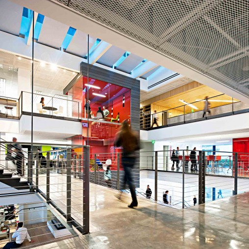 Gensler los angeles projects gensler - Interior design firm los angeles ...