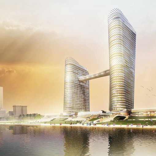 Ocean City Hotels >> ITC Colombo One Hotel & Residences | Projects | Gensler