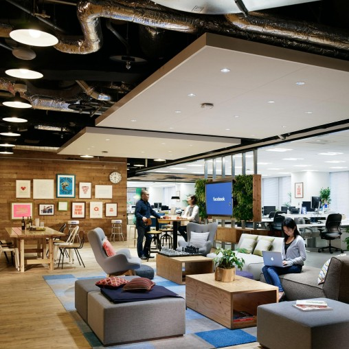 Facebook Japan Projects Gensler