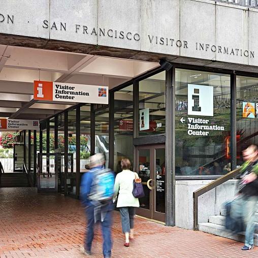 San francisco visitor information center projects gensler - San francisco tourist information office ...