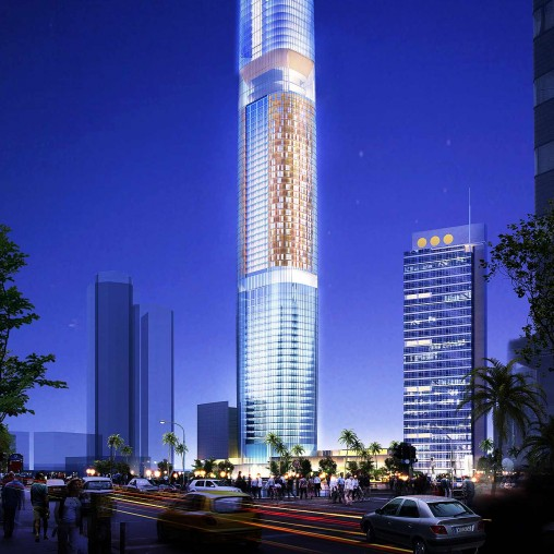 Four Seasons Mumbai Tower Projects Gensler