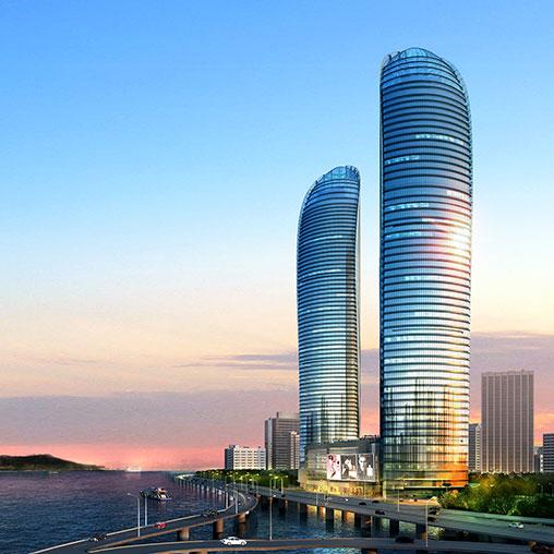 Xiamen Shimao Straits Tower