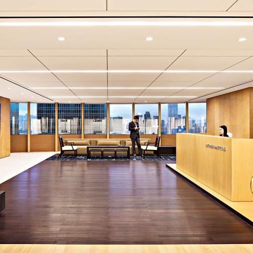 Latham & Watkins LLP, Hong Kong   Projects   Gensler