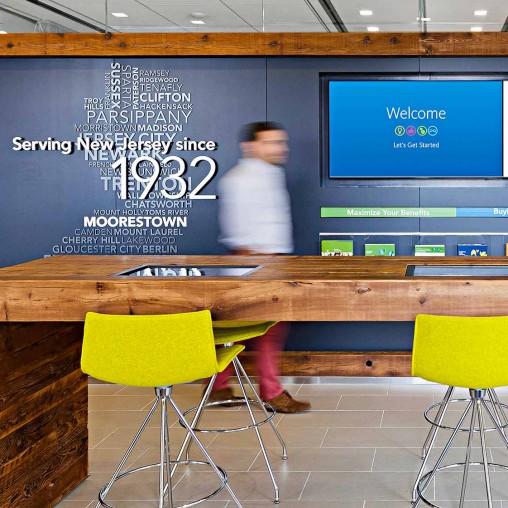 Horizon Blue Cross Blue Shield of New Jersey: Brand Design
