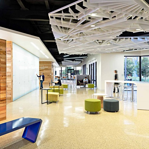 Intuit Cook Campus Center Projects Gensler
